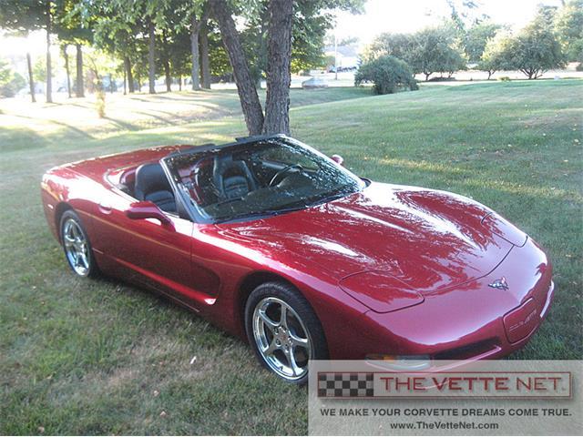 2001 Chevrolet Corvette | 882540