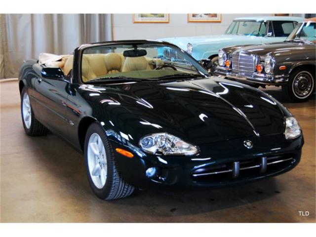1999 Jaguar XK | 882542