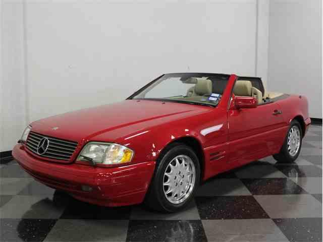 1998 Mercedes-Benz SL500 | 882544
