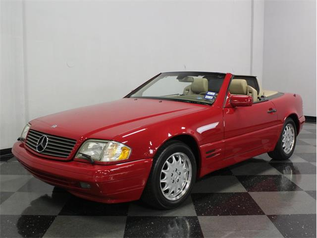1998 Mercedes-Benz SL500 | 882544