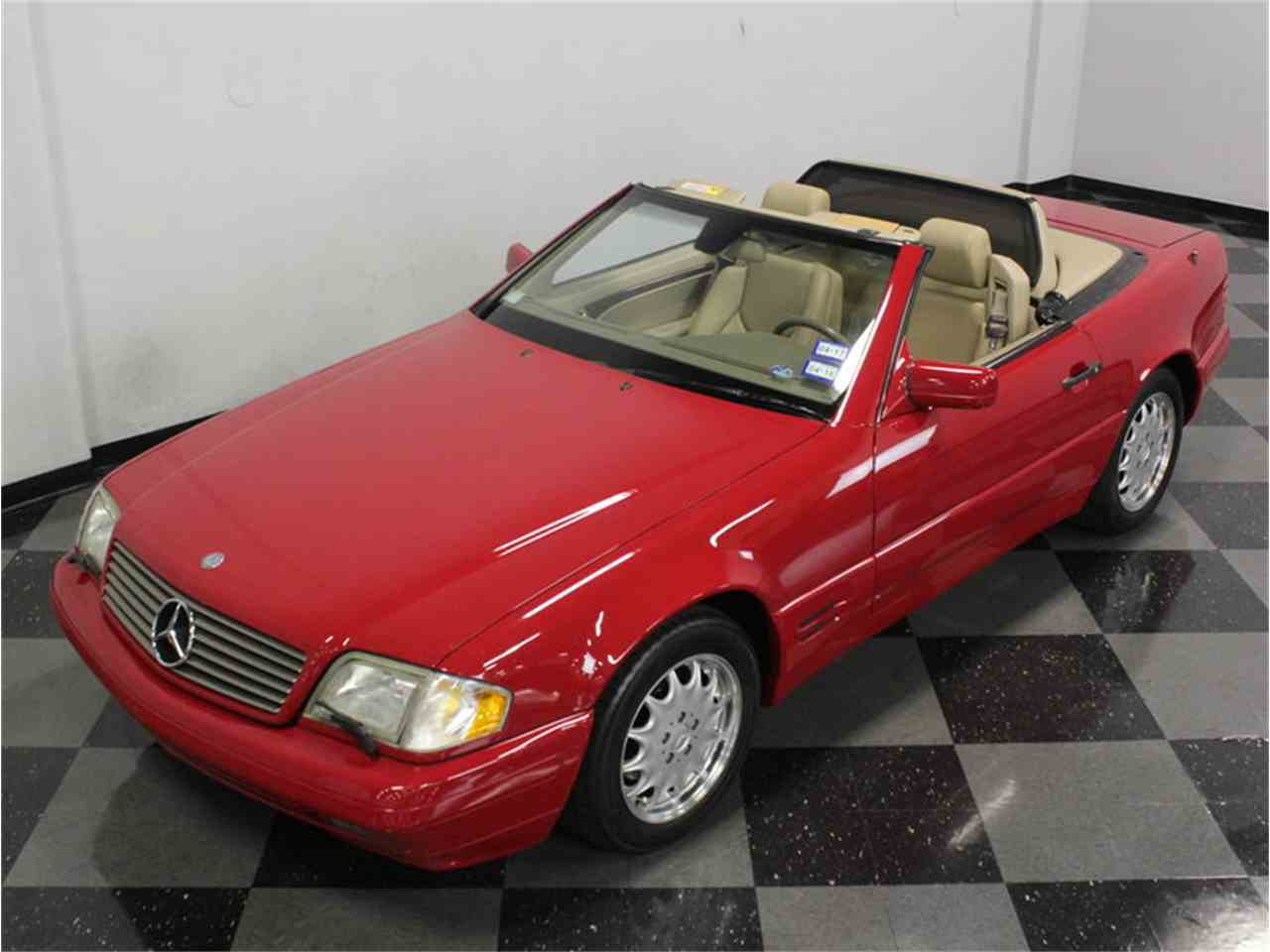 1998 mercedes benz sl500 for sale cc for Mercedes benz of dallas fort worth