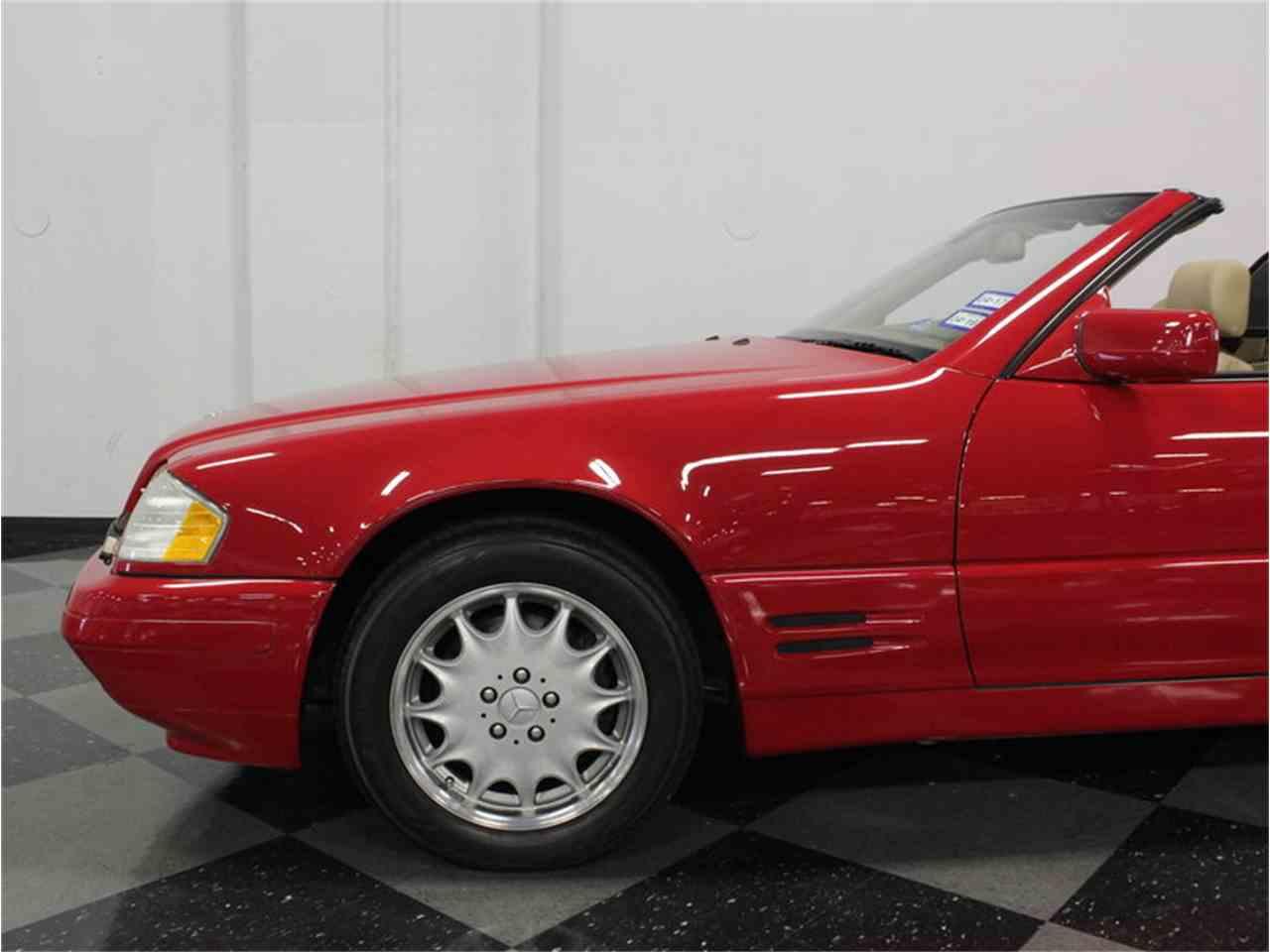 1998 mercedes benz sl500 for sale cc for Fort worth mercedes benz dealership