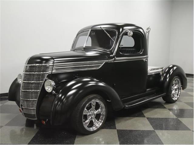 1938 International D-2 Custom Pickup | 882545