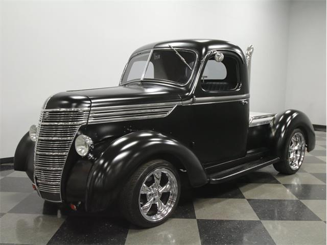 1938 International D-2 Custom Pickup | 882545