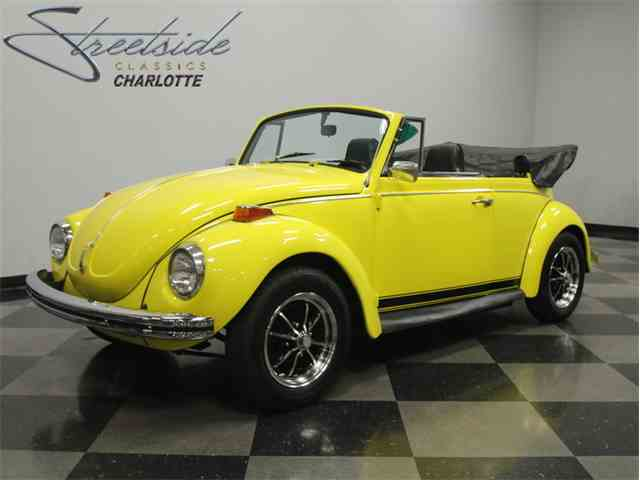 1971 Volkswagen Super Beetle Convertible | 882547