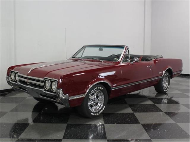 1966 Oldsmobile Cutlass | 882553