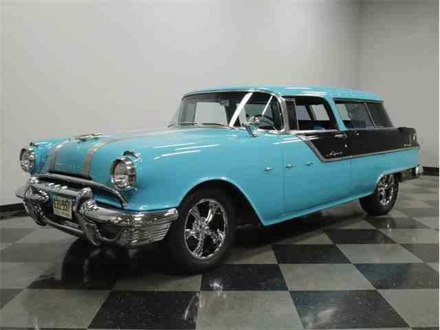 1955 Pontiac Star Chief Safari | 882554
