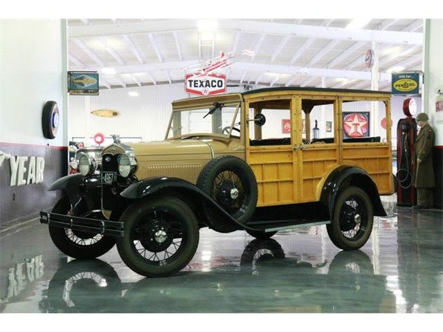 1931 Ford Model A | 882555