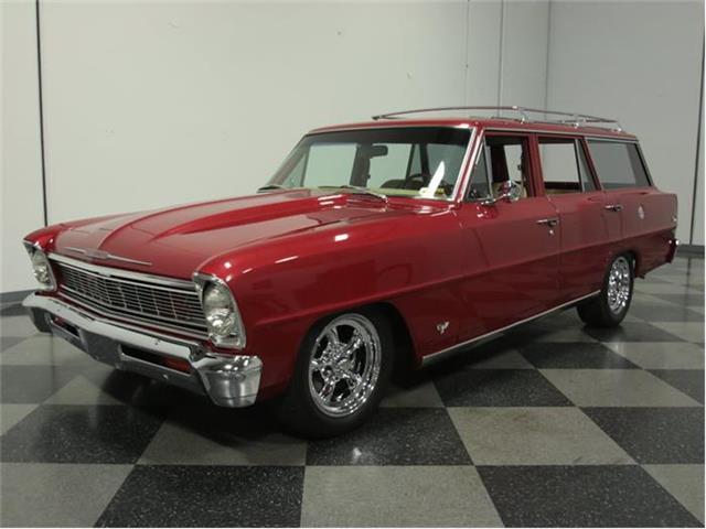 1966 Chevrolet Nova Chevy II Restomod Wagon | 882557