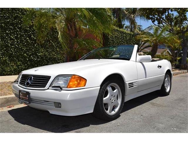 1994 Mercedes-Benz SL-Class | 882568