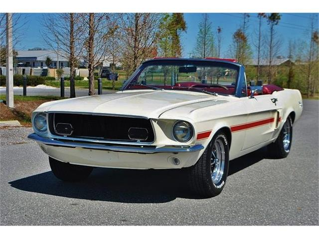 1967 Ford Mustang   882575
