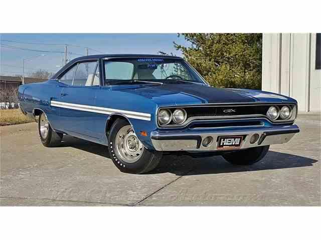 1970 Plymouth GTX R-Code Hemi  Automatic | 882577