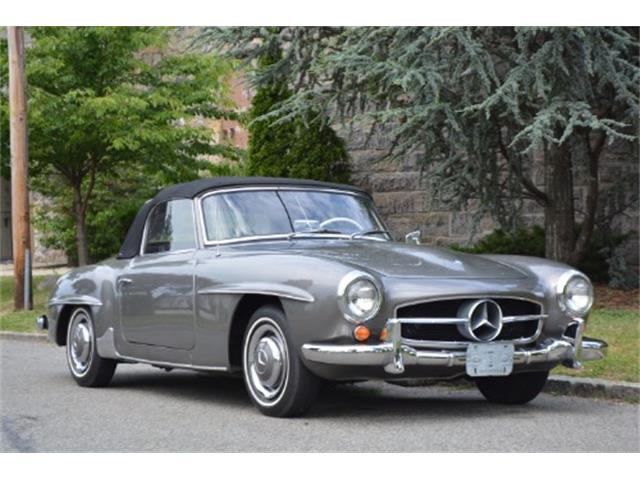 1961 Mercedes-Benz 190SL | 882608