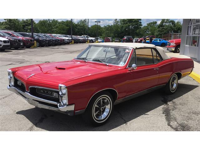 1967 Pontiac GTO | 880261
