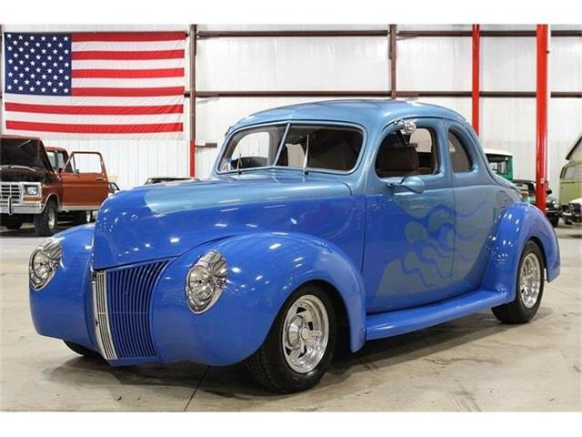 1940 Ford Coupe   882613