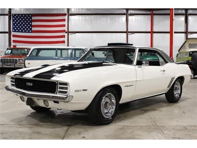 1969 Chevrolet Camaro | 882616