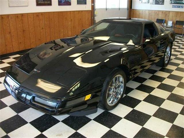 1995 Chevrolet Corvette   882641