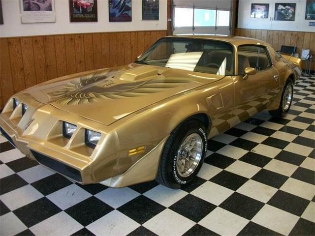 1981 Pontiac Firebird Trans Am | 882642