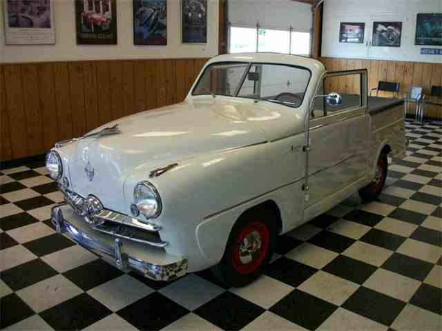 1951 CROSLEY CONVERTIBLE | 882646