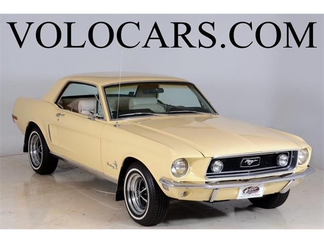 1968 Ford Mustang | 882649