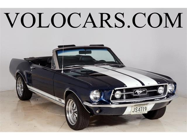 1967 Ford Mustang | 882650