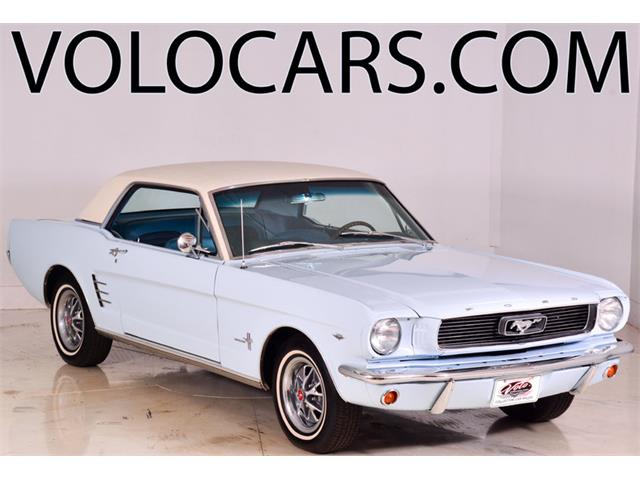 1966 Ford Mustang | 882657