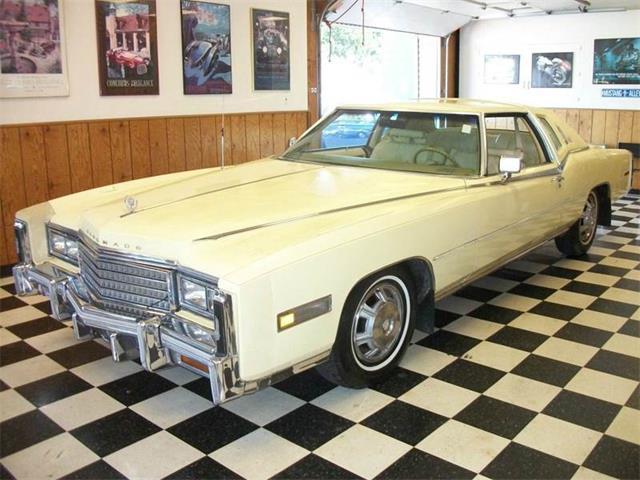 1978 Cadillac Eldorado Biarritz | 882659