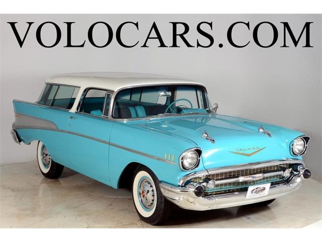 1957 Chevrolet Nomad | 882660