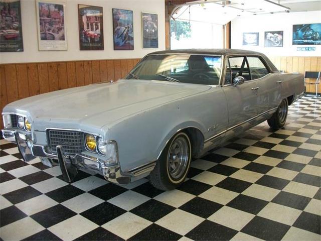 1968 Oldsmobile 98 | 882662