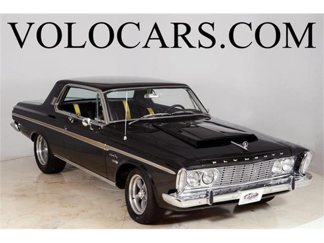 1963 Plymouth Fury | 882664