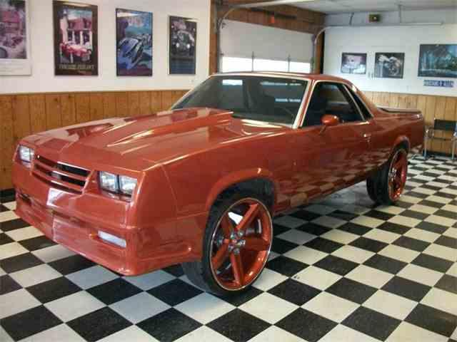 1981 Chevrolet El Camino | 882666