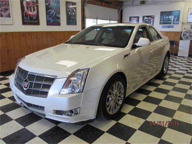 2011 Cadillac CTS | 882669