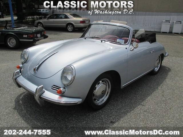 1964 Porsche 356 | 882673