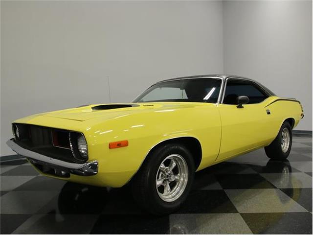 1973 Plymouth Cuda | 882689