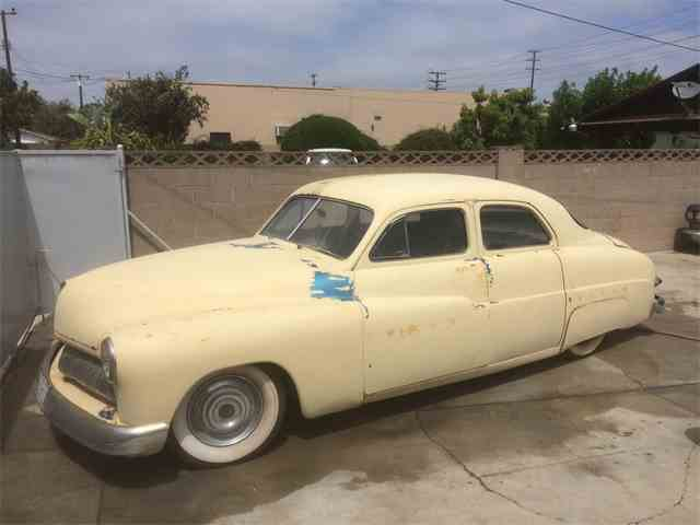 1950 Mercury 4-Dr Sedan | 882715