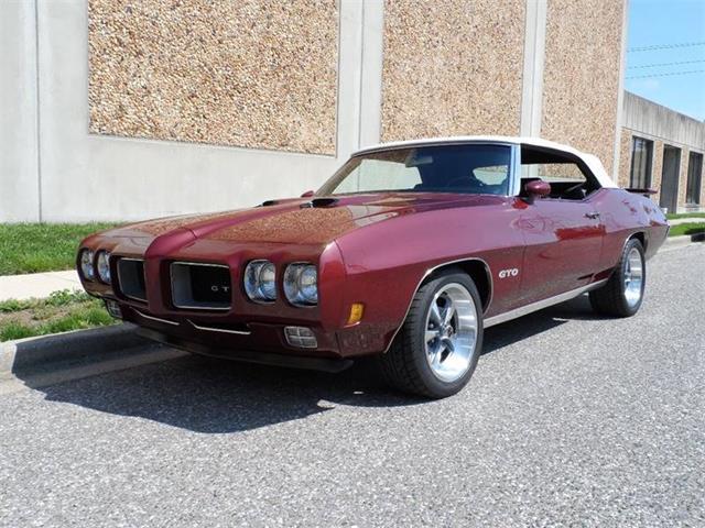 1970 Pontiac GTO | 882718