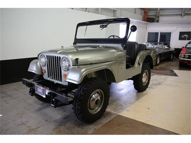 1967 Jeep CJ5 | 882725