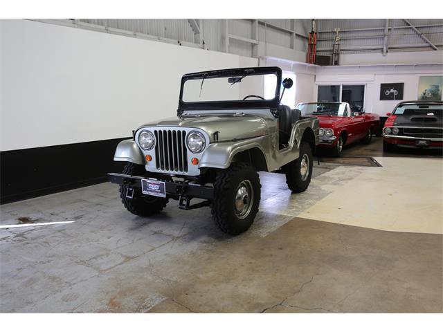 1967 Jeep CJ5   882725
