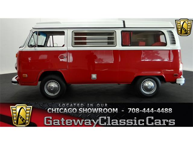 1973 Volkswagen Westfalia Camper | 882731