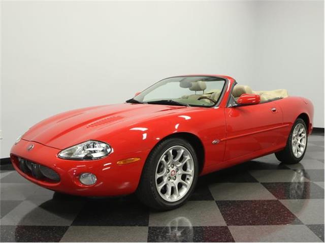 2002 Jaguar XKR | 882755