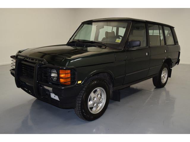 1995 Land Rover Range Rover | 882757
