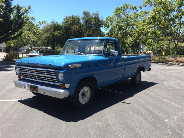 1969 Ford F100 | 882758