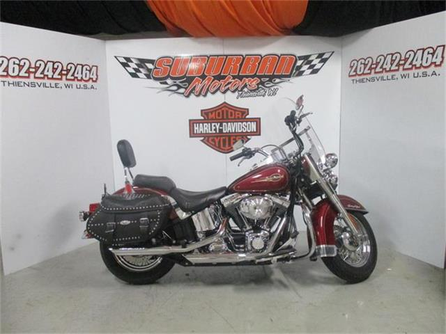 2005 Harley-Davidson® FLSTC - Heritage Softail® Classic | 882761