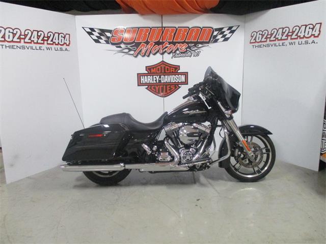 2015 Harley-Davidson® FLHXS - Street Glide® Special | 882764