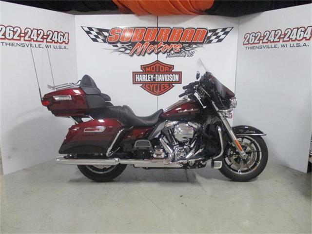 2015 Harley-Davidson® FLHTK - Ultra Limited | 882765