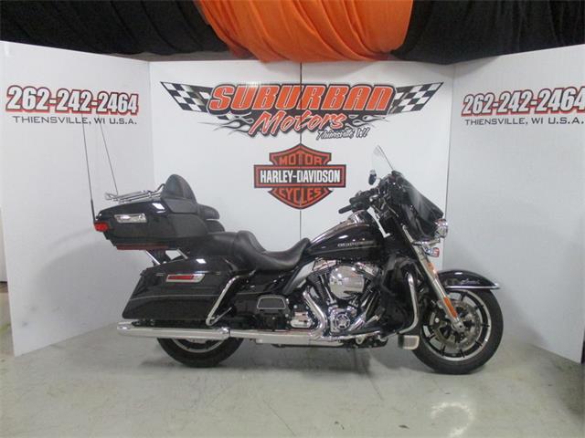 2015 Harley-Davidson® FLHTK - Ultra Limited | 882766