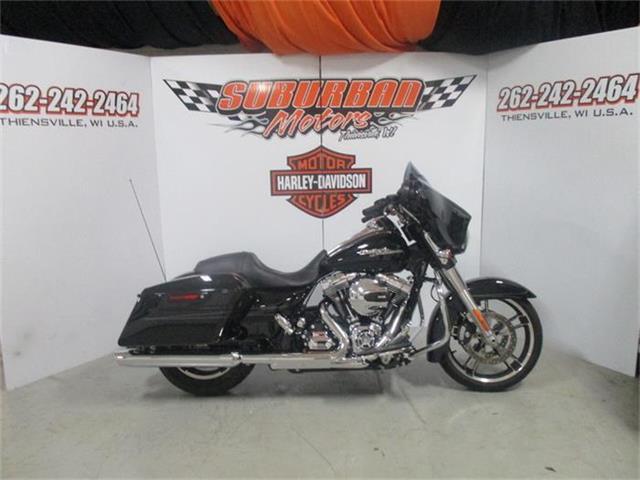 2015 Harley-Davidson® FLHXS - Street Glide® Special | 882767