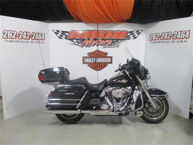 2010 Harley-Davidson® FLHTC - Electra Glide® Classic | 882769