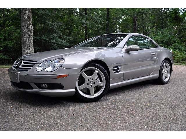 2004 Mercedes-Benz SL55 | 882771