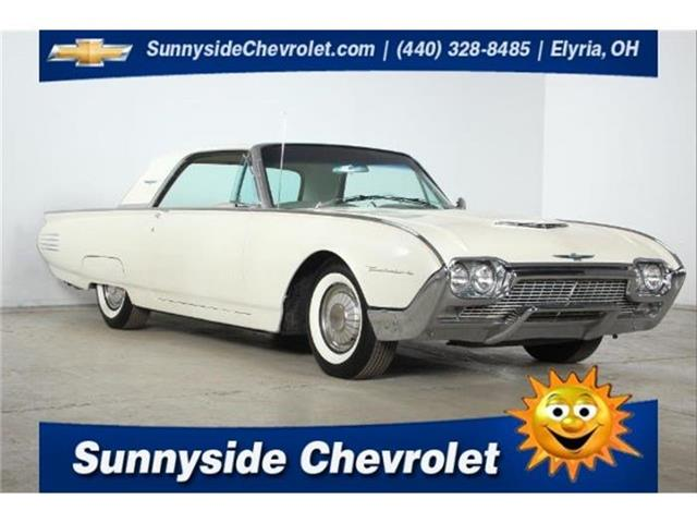 1961 Ford Thunderbird | 882777